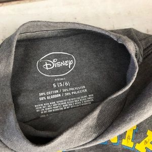 Disney Shirts & Tops - Disney Inspired Kids T-Shirt; Size S (5/6)